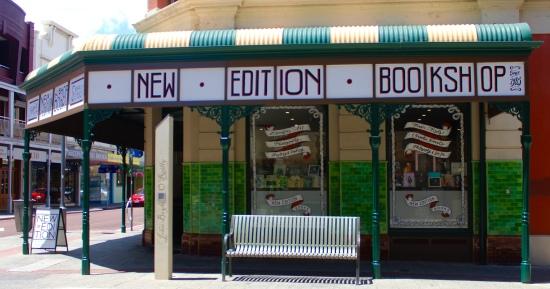 Slight Charm Fremantle Bookstore