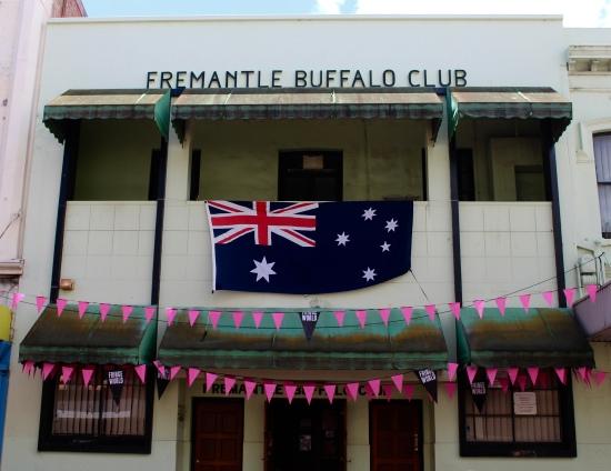 Slight Charm Fremantle Oz Flag