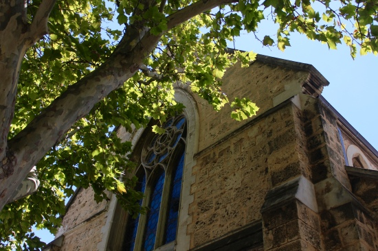Slight Charm Fremantle Church