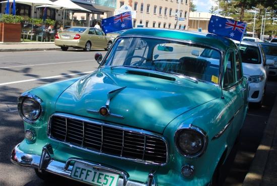 Slight Charm Oz Proud Car