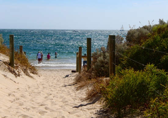 Slight Charm Bather's Beach