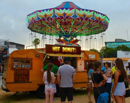 Slight Charm Hot Donuts