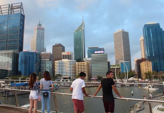 Slight Charm Perth Skyline 1