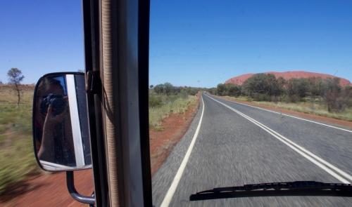 Slight Charm Uluru First Look