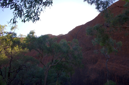 Slight Charm Uluru Walk 5