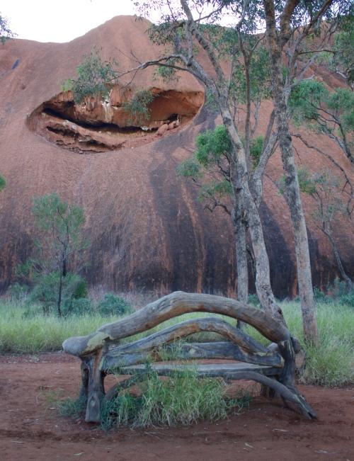Slight Charm Uluru Bench