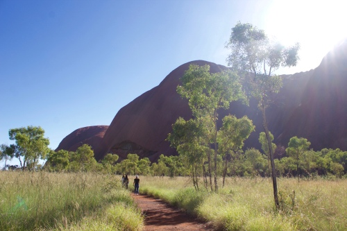 Slight Charm Uluru Walk 1