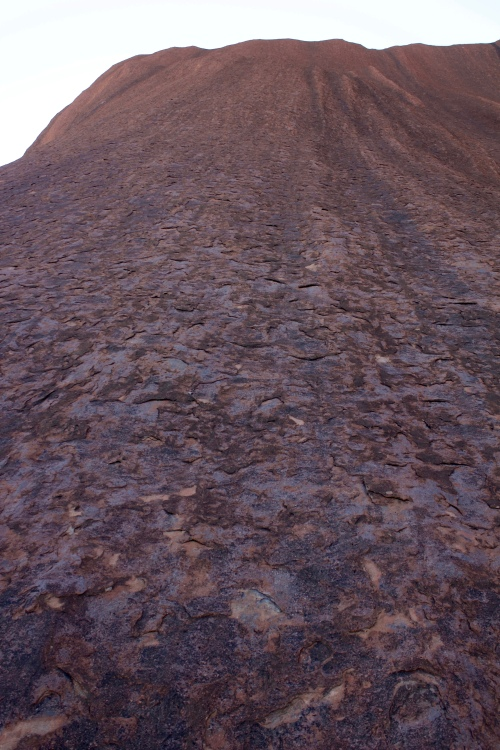 Slight Charm Uluru Wall