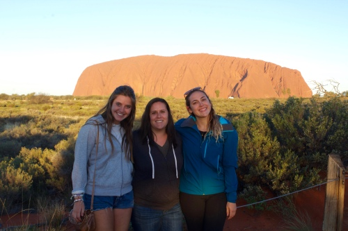 Slight Charm Uluru Girls