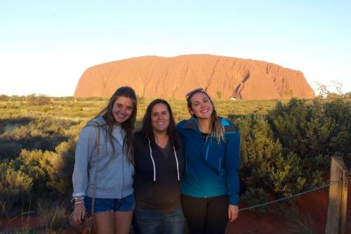 Slight Charm Uluru Girls