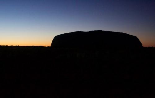 Slight Charm Uluru Sunset