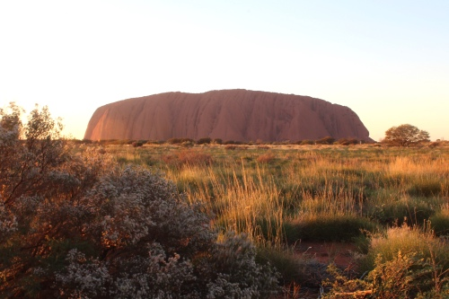 Slight Charm Uluru Sunrise 2