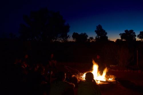 Slight Charm Uluru Campsite